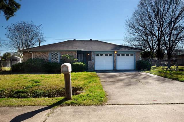 2414 Heather Street, Highlands, TX 77562 (MLS #47641918) :: The SOLD by George Team