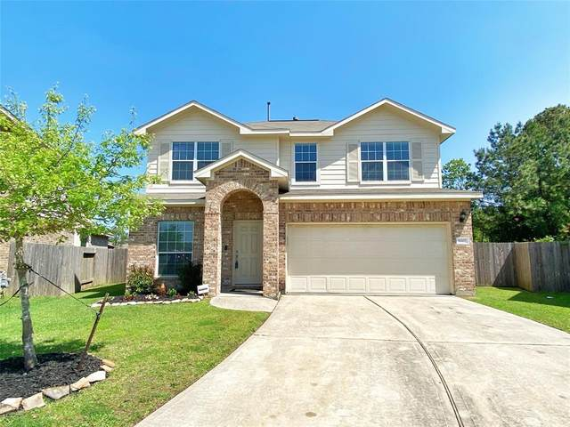 8002 Louise Oak Court, Spring, TX 77379 (MLS #47647874) :: The Parodi Team at Realty Associates