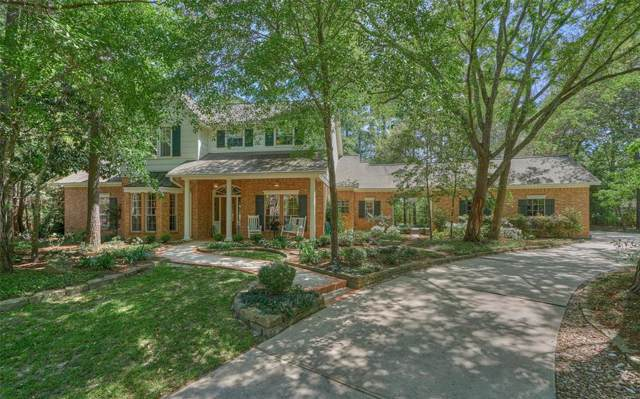 34 Silverstrand Place, The Woodlands, TX 77381 (MLS #47648238) :: Johnson Elite Group
