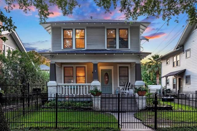 4316 Stanford Street, Houston, TX 77006 (MLS #47652972) :: Giorgi Real Estate Group