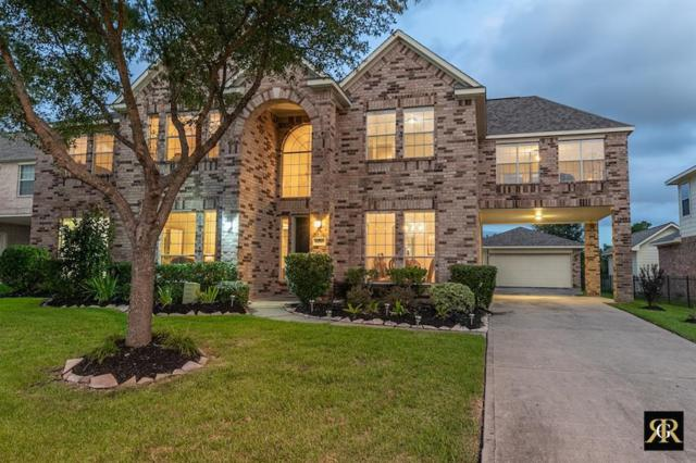 11010 S Country Club Green Drive, Tomball, TX 77375 (MLS #47656782) :: Texas Home Shop Realty
