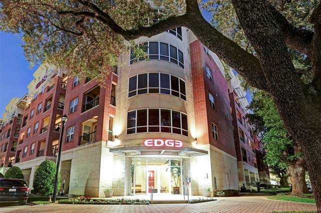 300 St Joseph Parkway #308, Houston, TX 77002 (MLS #47657014) :: Caskey Realty