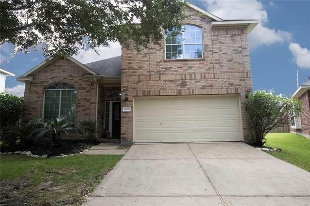 14308 Rocky Briar Lane, Rosharon, TX 77583 (#47670073) :: ORO Realty