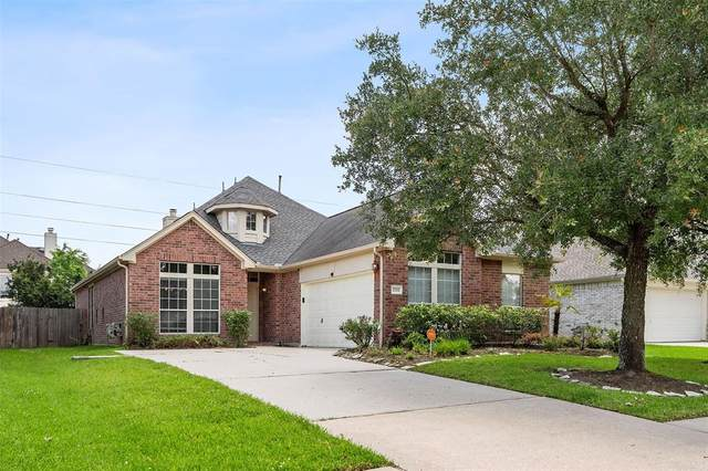 20010 Castlegreen Drive, Spring, TX 77388 (MLS #47672590) :: The SOLD by George Team
