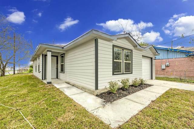1611 Winnie Street N, La Marque, TX 77568 (MLS #47674702) :: Ellison Real Estate Team