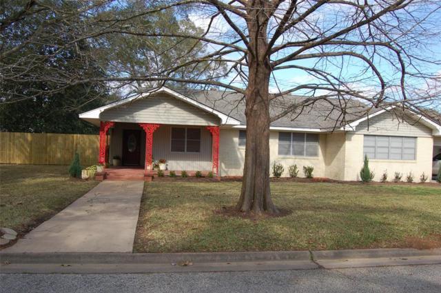 1801 Adams Street, Liberty, TX 77575 (MLS #47676315) :: The Sansone Group