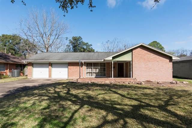 5110 Carew Street, Houston, TX 77096 (MLS #47680180) :: The Jill Smith Team