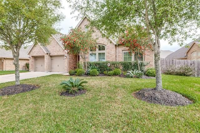 13711 Mooring Pointe Drive, Pearland, TX 77584 (MLS #47680903) :: Christy Buck Team