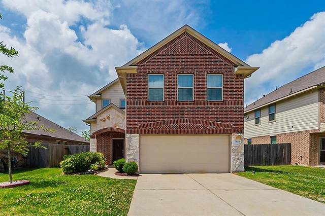 8115 Lemongrass Avenue, Baytown, TX 77521 (#47685302) :: ORO Realty