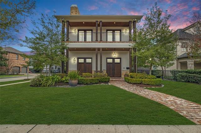 3834 Marlowe Street, Houston, TX 77005 (MLS #47689799) :: The Queen Team