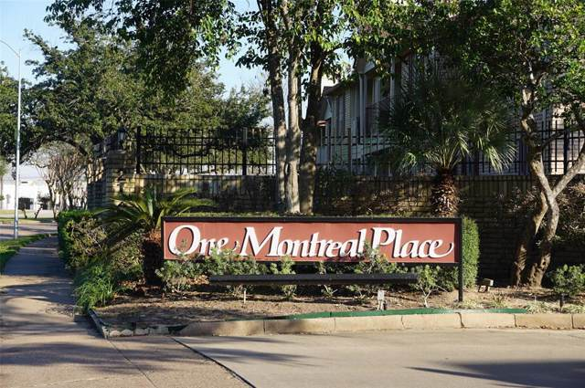 2120 El Paseo Street #1205, Houston, TX 77054 (MLS #47689995) :: The Bly Team