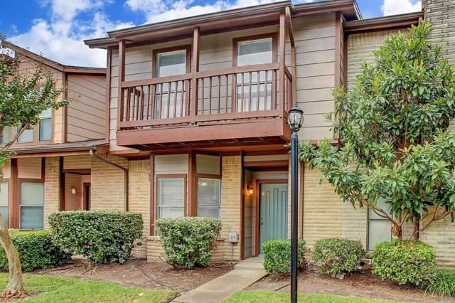 12400 Brookglade Circle #7, Houston, TX 77099 (MLS #47691278) :: Texas Home Shop Realty