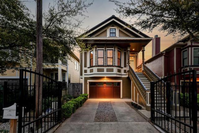 1029 Herkimer Street A, Houston, TX 77008 (MLS #47691719) :: Giorgi Real Estate Group