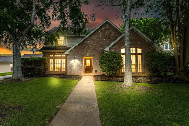 1602 Rambling Stone Drive, Richmond, TX 77406 (MLS #47693663) :: The SOLD by George Team