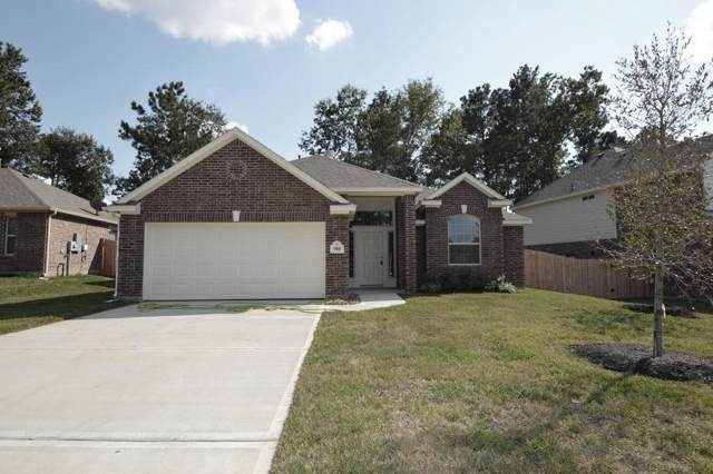 604 Foxmeadow, Cleveland, TX 77327 (MLS #47694842) :: The Bly Team