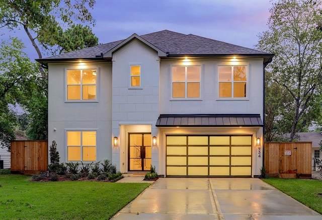 915 Lamonte Lane, Houston, TX 77018 (#47697267) :: ORO Realty
