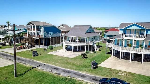 3269 Prides Way, Crystal Beach, TX 77650 (MLS #47701946) :: Caskey Realty