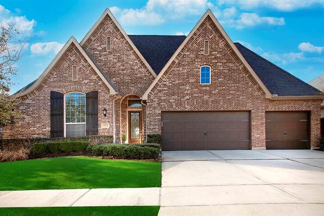 8114 Threadtail Street, Conroe, TX 77385 (MLS #47708193) :: My BCS Home Real Estate Group