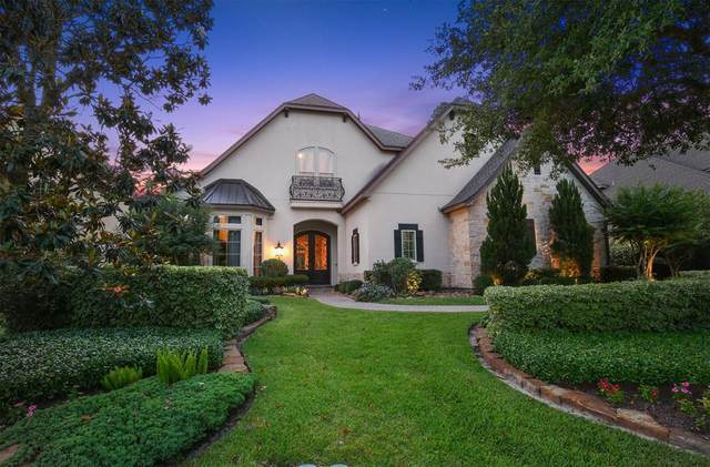 31 Player Point Drive, The Woodlands, TX 77382 (MLS #47710192) :: Connect Realty