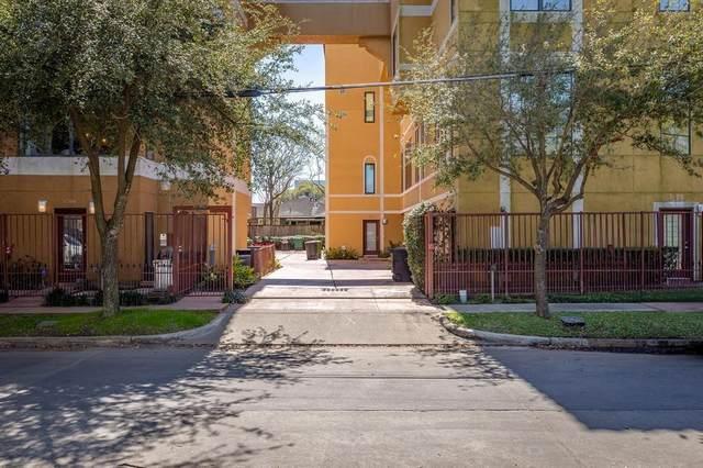 1702 Montrose Boulevard, Houston, TX 77006 (MLS #47711390) :: Green Residential