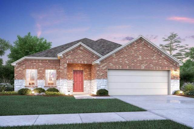 2498 Clydesdale Lane, Alvin, TX 77511 (MLS #47712557) :: The Home Branch