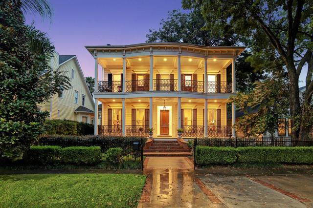 1221 Omar Street, Houston, TX 77008 (MLS #47713630) :: Texas Home Shop Realty