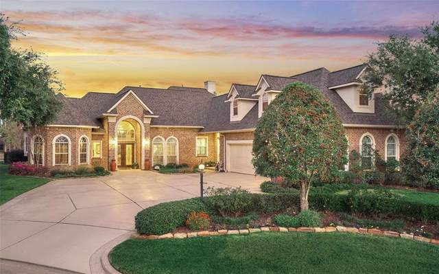 309 Green Cove Drive, Montgomery, TX 77356 (#47717903) :: ORO Realty