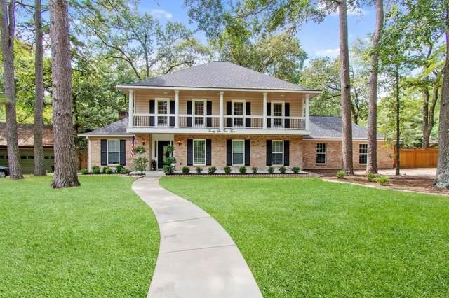 2603 Crossvine Circle, The Woodlands, TX 77380 (MLS #47735287) :: Giorgi Real Estate Group