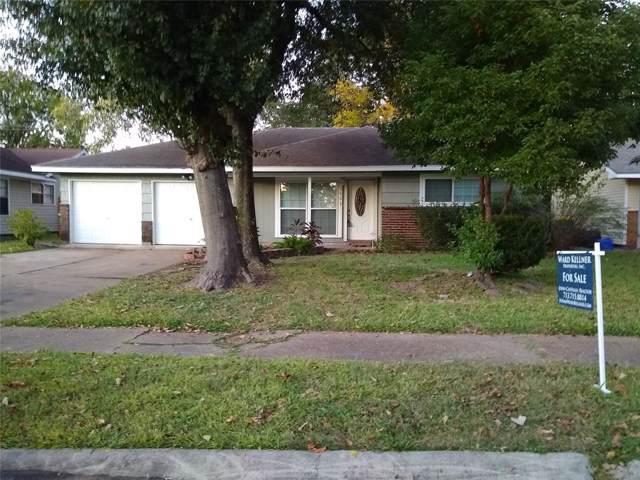 5402 Vae Drive, Baytown, TX 77521 (MLS #47741311) :: The SOLD by George Team