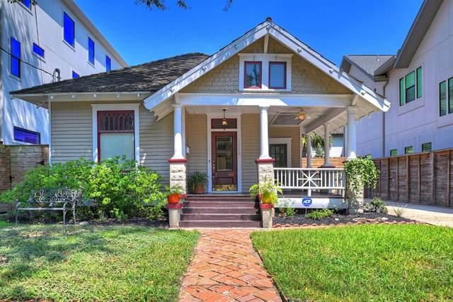 1118 W Drew Street, Houston, TX 77006 (MLS #47744149) :: All Cities USA Realty