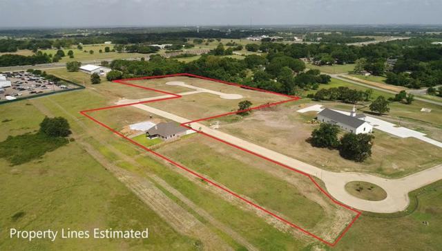 1703 Twin Oaks Circle, Brenham, TX 77833 (MLS #47745830) :: The Freund Group