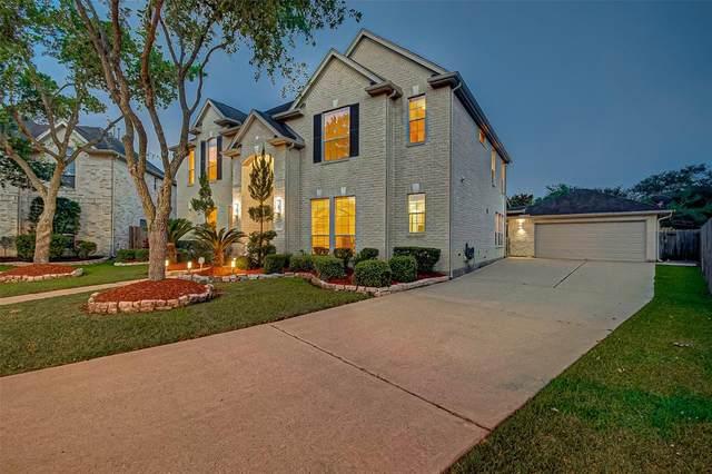 11602 Sterling Brook Street, Pearland, TX 77584 (MLS #47745884) :: Christy Buck Team