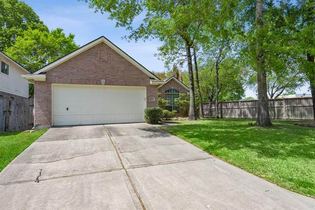 1907 Westwood Lake Drive, Houston, TX 77339 (#47750932) :: ORO Realty