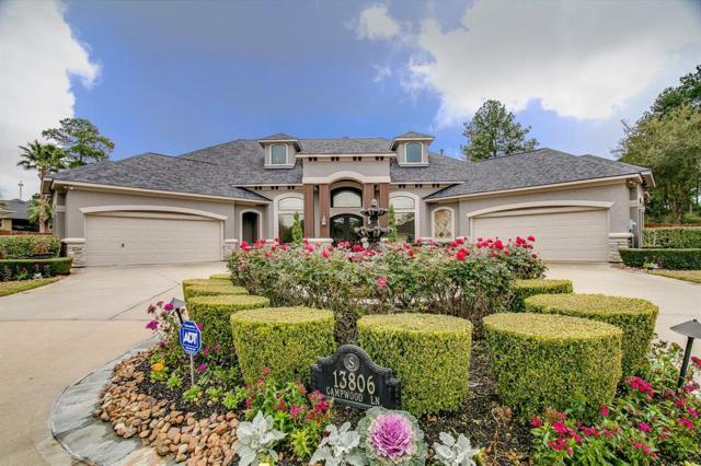 13806 Campwood Lane, Cypress, TX 77429 (MLS #47759115) :: Texas Home Shop Realty