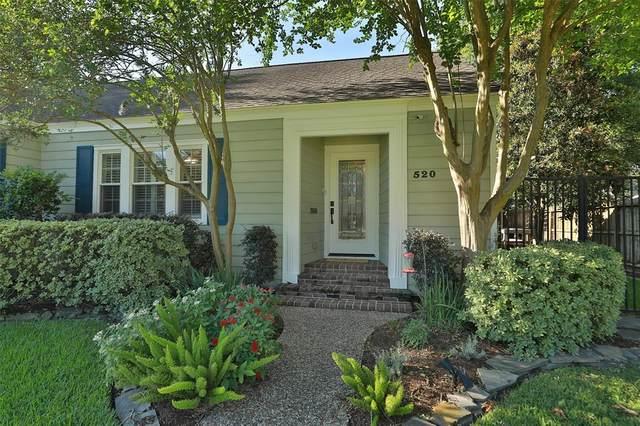 520 W 30th Street, Houston, TX 77018 (MLS #47762410) :: Christy Buck Team