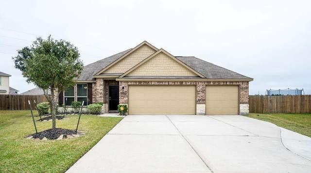 12130 Sunset Prairie Drive, Humble, TX 77346 (MLS #47785929) :: The Freund Group