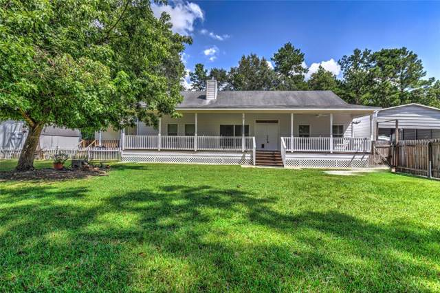 940 W County Road 379 Street W None, Cleveland, TX 77328 (MLS #47789858) :: The SOLD by George Team