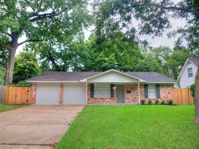 5855 Bitternut Drive, Houston, TX 77092 (MLS #47792598) :: Ellison Real Estate Team