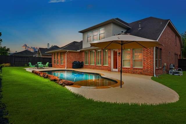 1111 Wildwood Lane, Katy, TX 77494 (MLS #47794012) :: The SOLD by George Team