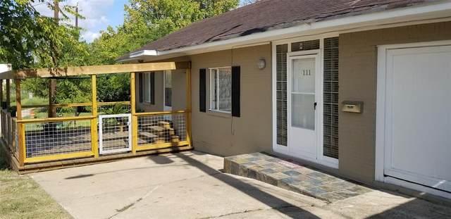 110 Glen Park Street, Houston, TX 77009 (MLS #47795561) :: Caskey Realty