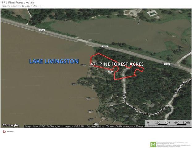 471 Pine Forest Acres Drive, Trinity, TX 75862 (MLS #47801757) :: TEXdot Realtors, Inc.