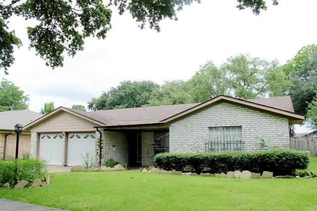 1405 Tulsa Street, Deer Park, TX 77536 (MLS #47806067) :: The SOLD by George Team