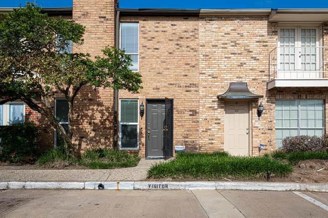 6111 Beverlyhill Street #30, Houston, TX 77057 (MLS #47807603) :: The Home Branch