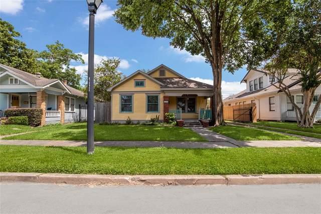 1131 Peddie Street, Houston, TX 77009 (MLS #47810675) :: Guevara Backman
