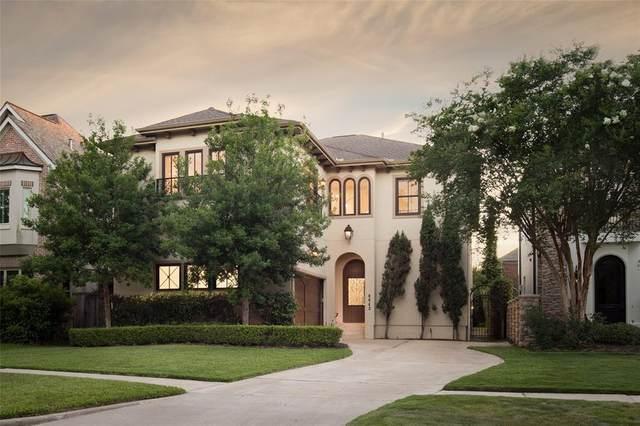 6642 Westchester Avenue, Houston, TX 77005 (MLS #47816741) :: Ellison Real Estate Team