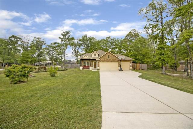 9170 Silver Back Trail, Conroe, TX 77303 (MLS #47818602) :: The Home Branch