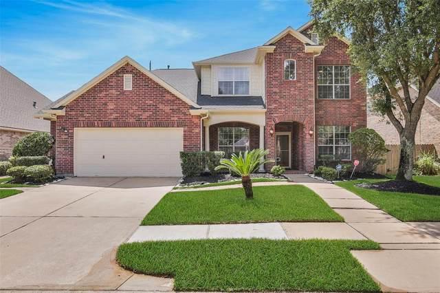 10015 Iron River Drive, Houston, TX 77064 (MLS #47819318) :: Caskey Realty