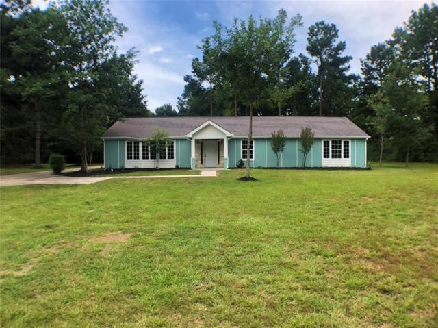 168 Salt Box, Livingston, TX 77351 (MLS #47829748) :: Connect Realty