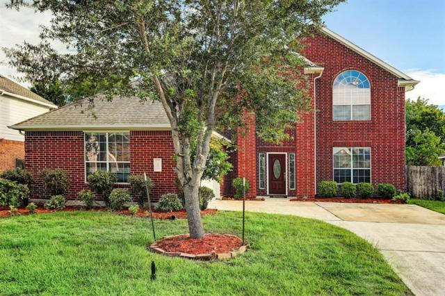 5806 Little Grove Drive, Pearland, TX 77581 (MLS #47841936) :: The Heyl Group at Keller Williams