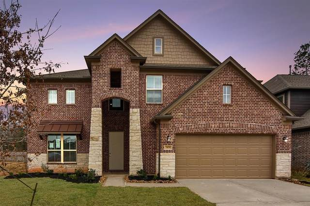 3404 Hickory Leaf Court, Conroe, TX 77301 (MLS #47850578) :: Guevara Backman